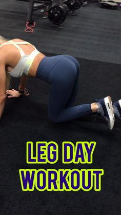 your glute and legs with these dynamic leg exercises. Squats, lunges, thrusts all targeted at working your quads and booty.Firm your glute and legs with these dynamic leg exercises. Squats, lunges, thrusts all targeted at working your quads and booty. Fitness Workouts, Leg Day Workouts, Training Fitness, Mental Training, Butt Workout, Fitness Tips, Fitness Motivation, Leg Exercises, Dumbbell Workout