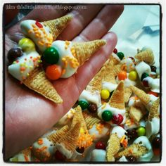 Makin' it Mo' Betta: Thanksgiving Snack Mix