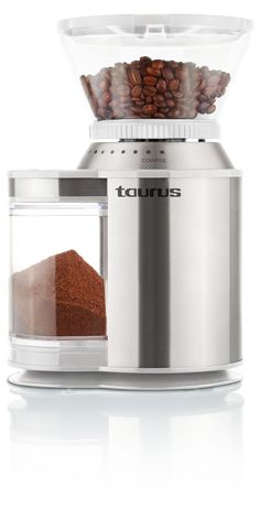Freshly ground beans make the best coffee - Molinet de Café - Burr Coffee Grinder Domestic Appliances, How To Make Coffee, Product Offering, Best Coffee, My Dream, Beverages, Kitchen, Taurus, Cucina