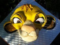 Lion King cake König der Löwen torte Birthday cake  Geburtstagstorte