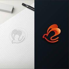 "749 Me gusta, 6 comentarios - Logo Awesome Graphic Designer (@logoawesome) en Instagram: ""#logoawesome - Contact us if you need awesome logo. . . Design by @bernadif #logo #logos #icon…"""