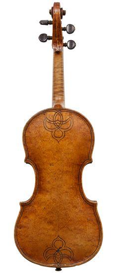 Violino   Giovanni Paolo Maggini   Brescia   1620
