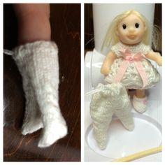 Uudet sukkahousut kuviolla :)