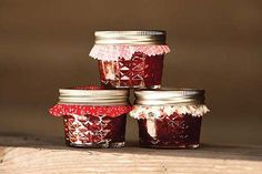 Preserve the flavors of Summer in a delicious jam for guests to enjoy during the cold-weather months.