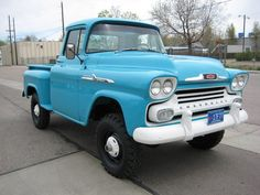 Dream truck Old Pickup Trucks, Gm Trucks, Lifted Trucks, Cool Trucks, Chevy 4x4, Chevy Pickups, Chevrolet Trucks, Antique Trucks, Vintage Trucks