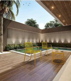 109 trending small pool designs for your backyard 17 . Small Swimming Pools, Small Backyard Pools, Backyard Pool Designs, Small Pools, Swimming Pools Backyard, Swimming Pool Designs, Backyard Patio, Backyard Landscaping, Kleiner Pool Design