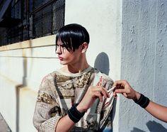Novembre Magazine Photos Brett Lloyd Styling Tom Guinness
