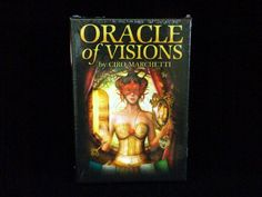 Oracle of Visions Tarot Deck - Get it at www.esotericaroma.com