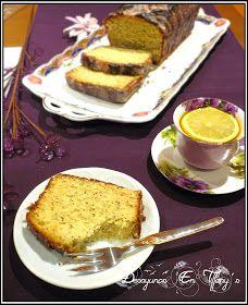 Desayunos en Tiffany´s: Cake de limón y semillas de amapola