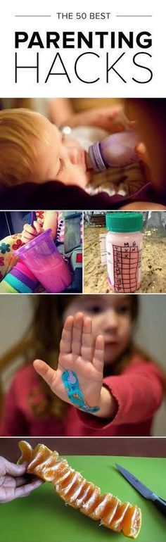 The year's most genius parenting hacks!