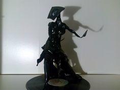 vinyl sculpture