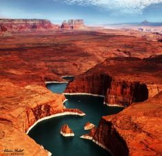 Lake Powell, Utah and Arizona.