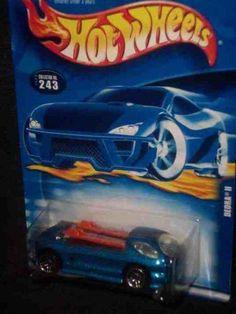 #2000-243 Deora 2 Collectible Collector Car Mattel Hot Wheels 1:64 Scale