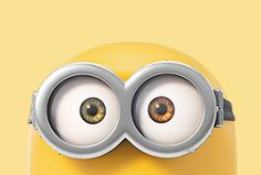Bob is a funny little Minion.   Minions Movie   In Theaters July 10th