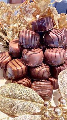 Υλικά και Εκέλεση : Yams, Diy And Crafts, Sweets, Desserts, Blog, Recipes, Christmas Chocolates, Happy Moments, Cookies