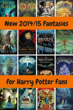 new 2014 2015 kids chapter books fantasy for harry potter fans a book long enough