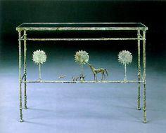 """""""la promenade des amis"""" Diego Giacometti, 1977"""
