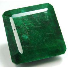 Finest Fantastic Unique 595ct Natural Green Brazilian Emerald Loose Gemstone