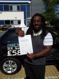 Congratulations to Dave - http://ultimatedriving.co.uk/congratulations-dave/