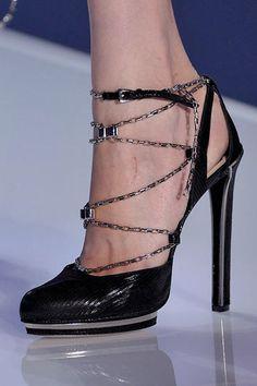 Detalles de Christian Dior Colección Primavera 2012
