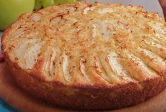 Gâteau aux pommes, une recette exquise de grand-mère Baked Potato, Potatoes, Baking, Ethnic Recipes, Desserts, Food, Cooked Apples, Apple Cakes, Glass Molds