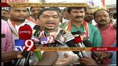 It is not correct to Criticize Kodandaram - Congress Leaders