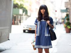 On the Street…Crosby St., New York « The Sartorialist