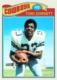 XL TONY DORSETT DENVER BRONCOS 8X10 SPORTS ACTION PHOTO