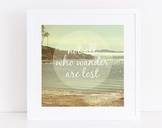 quote prints photograph – Etsy UK