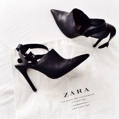 Zara | Minimal + Chic | @CO DE + / F_ORM