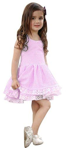 Happy Town Toddler Baby Girls Floral Dress Party Ball Gown Lace Formal Dresses Sundress (Blue, T) Striped Dress Outfit, Dress Outfits, Girl Outfits, Cute Dresses, Girls Dresses, Summer Dresses, Formal Dresses, Princess Dress Kids, Toddler Girl Dresses