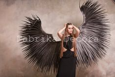 Dark Angel Wings, White Wings, The Incredibles, Cosplay, Trending Outfits, Vintage, Etsy, Dresses, Fashion