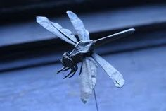 Peter Engel-Origami Dragonfly