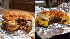 How to make a perfect Five Guys burger For when you want a great burger but don't want to leave the house. How to make a perfect Five Guys burger For when you want a great burger but don't want to leave the house. Guys Burgers Recipe, 5 Guys Burgers, Best Burger Recipe, Big Burgers, How To Cook Burgers, Burger And Fries, Burger Buns, Sandwich Recipes, Restaurant Recipes