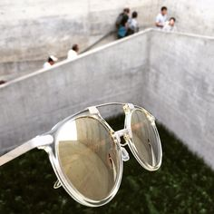 #massada #massadaeyewear #japan #naoshima #chichuartmuseum Chichu Art Museum, Eyewear, Japan, Sunglasses, Fashion, Moda, Eyeglasses, Fashion Styles, Eye Glasses
