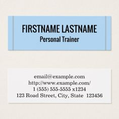 Personal trainer business cards training its personal traditional personal trainer business card colourmoves