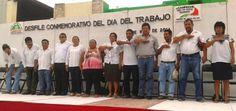 Campeche: Calakmul / Desfile 1º de Mayo