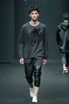 SIVICO Spring/Summer 2016 - Mercedes-Benz Fashion Week China