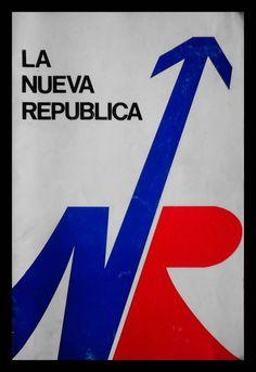El Viejo Libro, Libreria Anticuaria, Edward Contreras Vergara, www.elviejolibro.com: La Nueva República