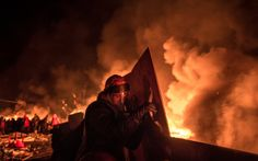Ukraine Leader Strains for Grip as Chaos Spreads - NYTimes.com