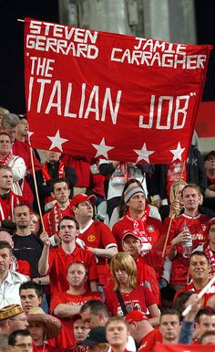 European Football - UEFA Champions League Final - Liverpool v AC Milan by Martyn.Jones123, via Flickr