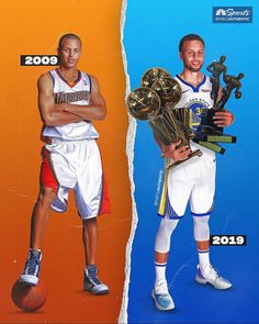 10 years created a ? Stephen Curry Basketball, Mvp Basketball, Basketball Photos, Stephen Curry Family, Nba Stephen Curry, Golden State Warriors Wallpaper, Best Nba Players, Sport Nutrition, Nba Funny