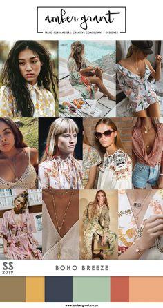 SS19 Trend: Boho Breeze www.ambergrant.co.za #SS19 #SS2019 #Trend #MicroTrend #TrendAlert #EmergingTrend #TrendForecaster #Trendy #Trending #Fashion #LadiesFashion #StreetStyle #TrendSetter #Style #Boho #BohoBreeze #BohoFashion #FestivalFashion #AmberGrant #FashionBlogger #Editorial #FashionBlog #WGSN #Runway #Catwalk