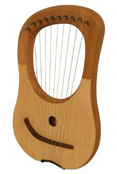 Lyre Harp, 10 String, Lacewood - Mid-East, http://www.amazon.com/dp/B003SSZ2G8/ref=cm_sw_r_pi_awd_DHBCsb0EA0V4R