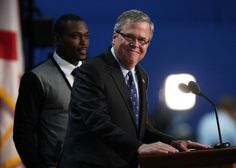 """Jeb Bush believes Texas will be """"blue"""" by 2016"""