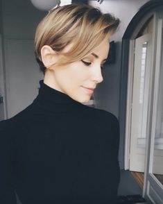40 pixie haircuts that will make your summer  #haircuts #pixie #summer