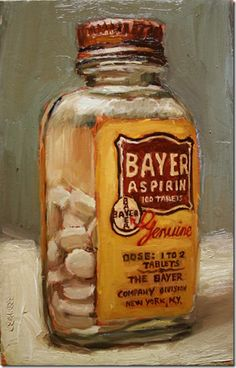 Bayer Aspirin - Bradford J. Salamon