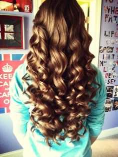 Taylor Swift curls
