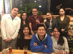 Nightcap with my team after a grueling 3-day roadshow in Baguio.  Good job @danicaorcullo @casey4u @shnnharndvl @mshmnz @k8refendor