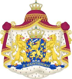 Archivo:Royal coat of arms of the Netherlands.svg